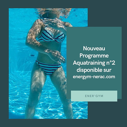 Circuit Aquatraining n°2