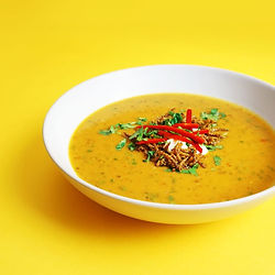 THAI MEALWORM BUTTERNUT SOUP