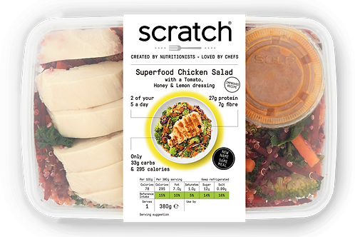 Superfood Chicken Salad | Scratch Meals