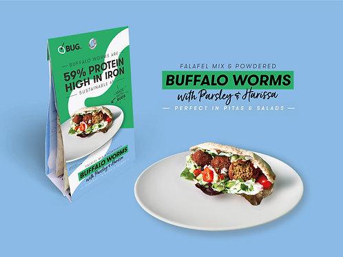 Buffalo Worm Falafel Mix