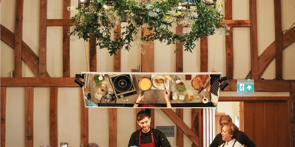 Tandem Cookery Demonstration and Mini Christmas Market