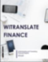witranslate finance - understanding fina