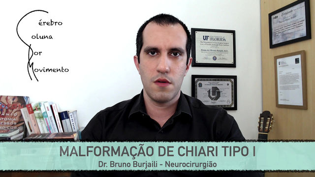 MALFORMAÇÃO DE CHIARI TIPO I