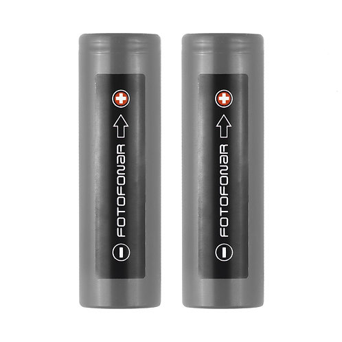 Аккумуляторные батареи 21700,  LG 5000 мАч (2 шт.)