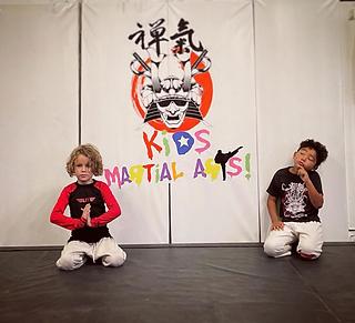 ZenKids Martial Arts