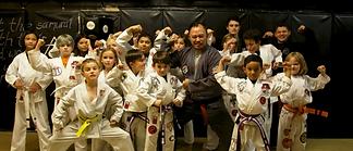 Group Zen Kids Class