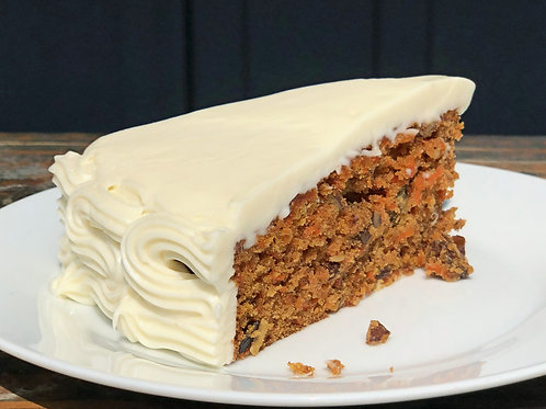 Gluten Free Carrot Layer Cake
