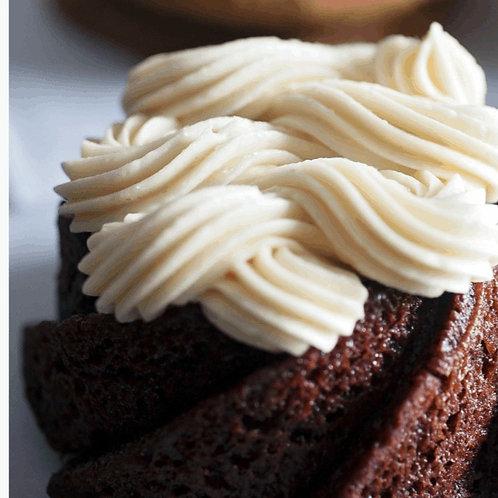 Gluten Free Chocovan Mini Cake