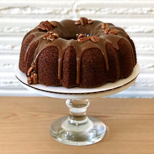 Gluten Free Fig Spice Cake