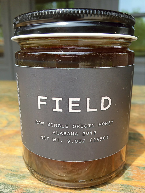 Field Raw Single Origin Honey