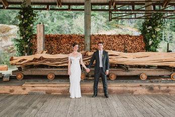 Sawmill ceremony