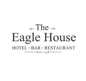 The Eagle House hotel bar restaurant Log