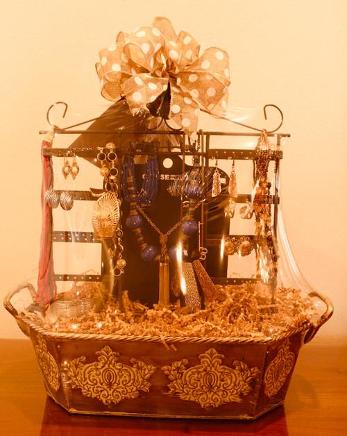 Jewelery Tree. (#59)  Min. Bid: $75.00  Buy It Now: $125.00