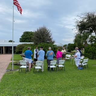Veterans Day Prayer Service 2020