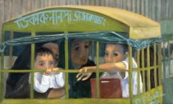 Going to School in Dhaka