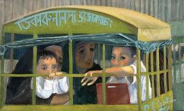 Dhaka School Bus