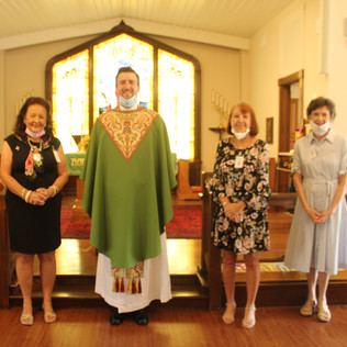 Induction of Daughters of the King Sep 8, 2020