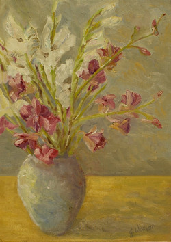 Glads and Orchids