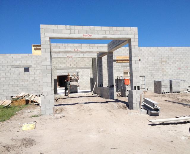 Construction Begins 2015