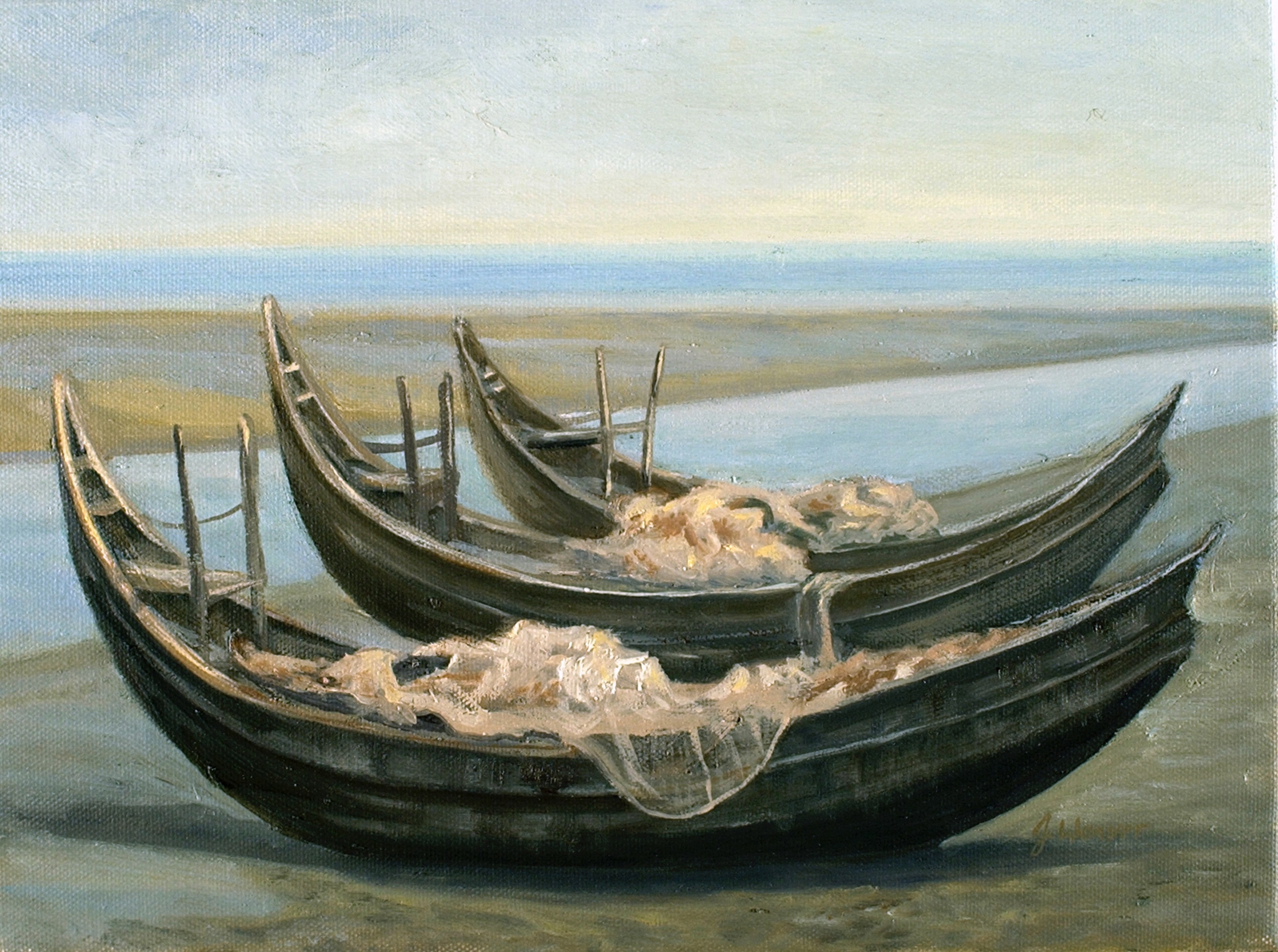 Bengali Boats