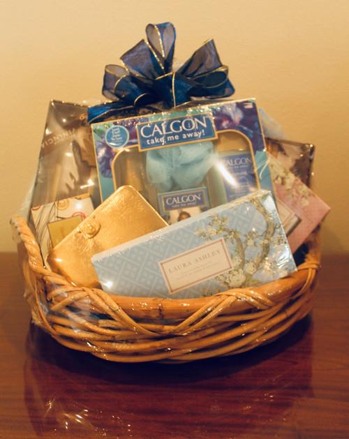 The Beauty Basket. (#18) Min. Bid: $75.  Buy It Now: $125.00