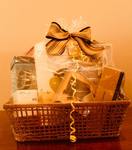 The Gadget Basket. (#34)  Min. Bid: $100.  Buy It Now: $200.00