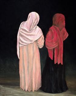 Two Bangladesh Women