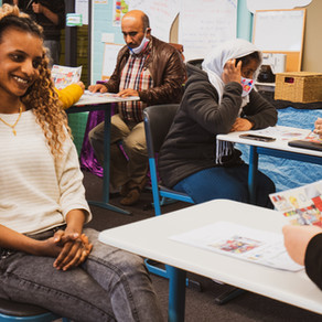 Evaluating the work of our entrepreneurship programme