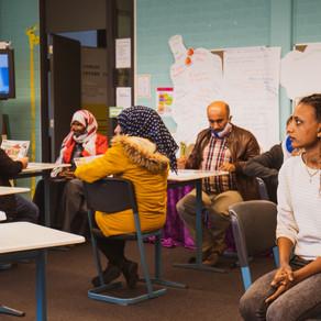 Sociale Integratie van Vluchtelingen door Onderwijs en Zelfstandig Ondernemerschap