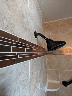 carlisle shower detail
