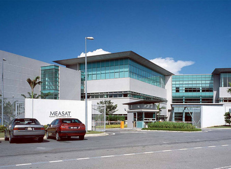 Case Study: Wi-Fi Solution for MEASAT, Malaysia