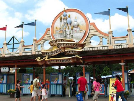 Case Study: Leafoo Village Theme Park