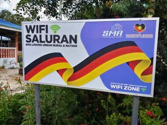 Case Study: Wi-Fi Solution for Saluran Sarawak