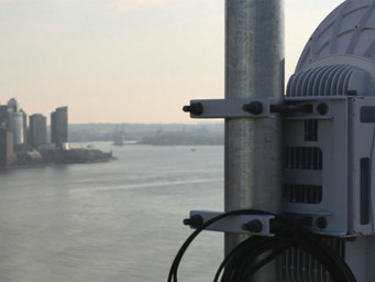 Case Study: Wi-Fi Solution for Microwave Satellite Technologies