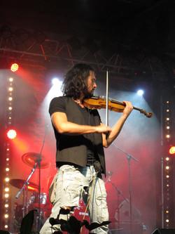 Lussemburgo Claudio Merico Violino