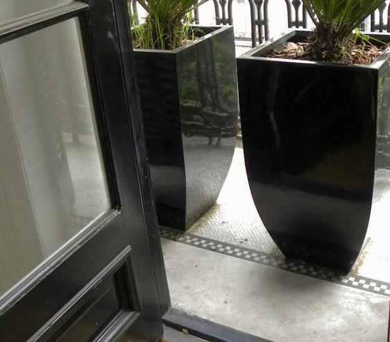 Vaso V80 Negro