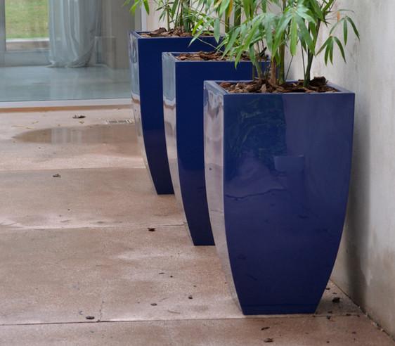 Vasos V80 Azul
