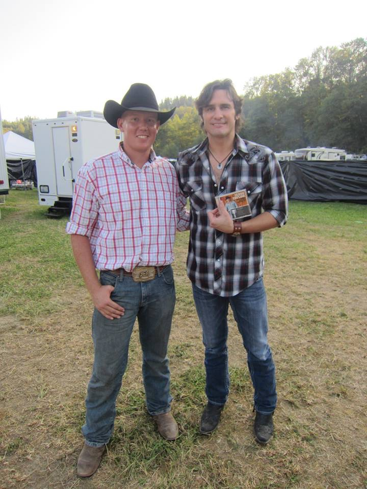 Jesse Taylor and Joe Nichols