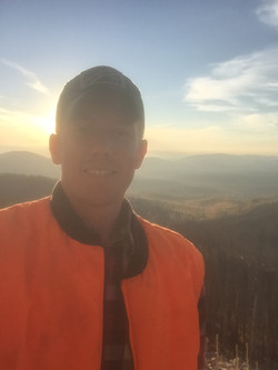 Hunting views in Eastern WA
