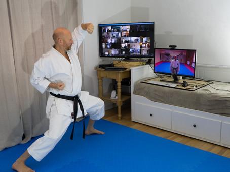 Karate Gießen e.V. in der FAZ