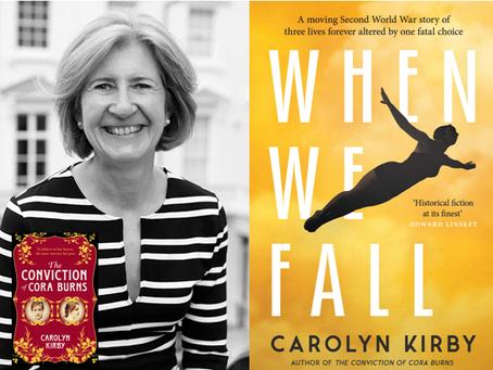 When We Fall by Carolyn Kirby