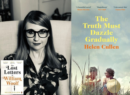 The Truth Must Dazzle Gradually by Helen Cullen