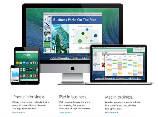Apple - business