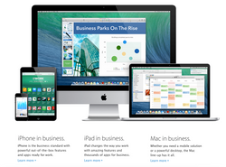 Apple - business