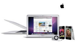 MacBook Air & iPod