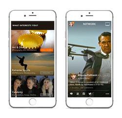Mariqua visual / UX for app