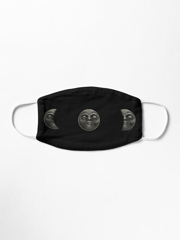 """Voodoo moon"" mask"