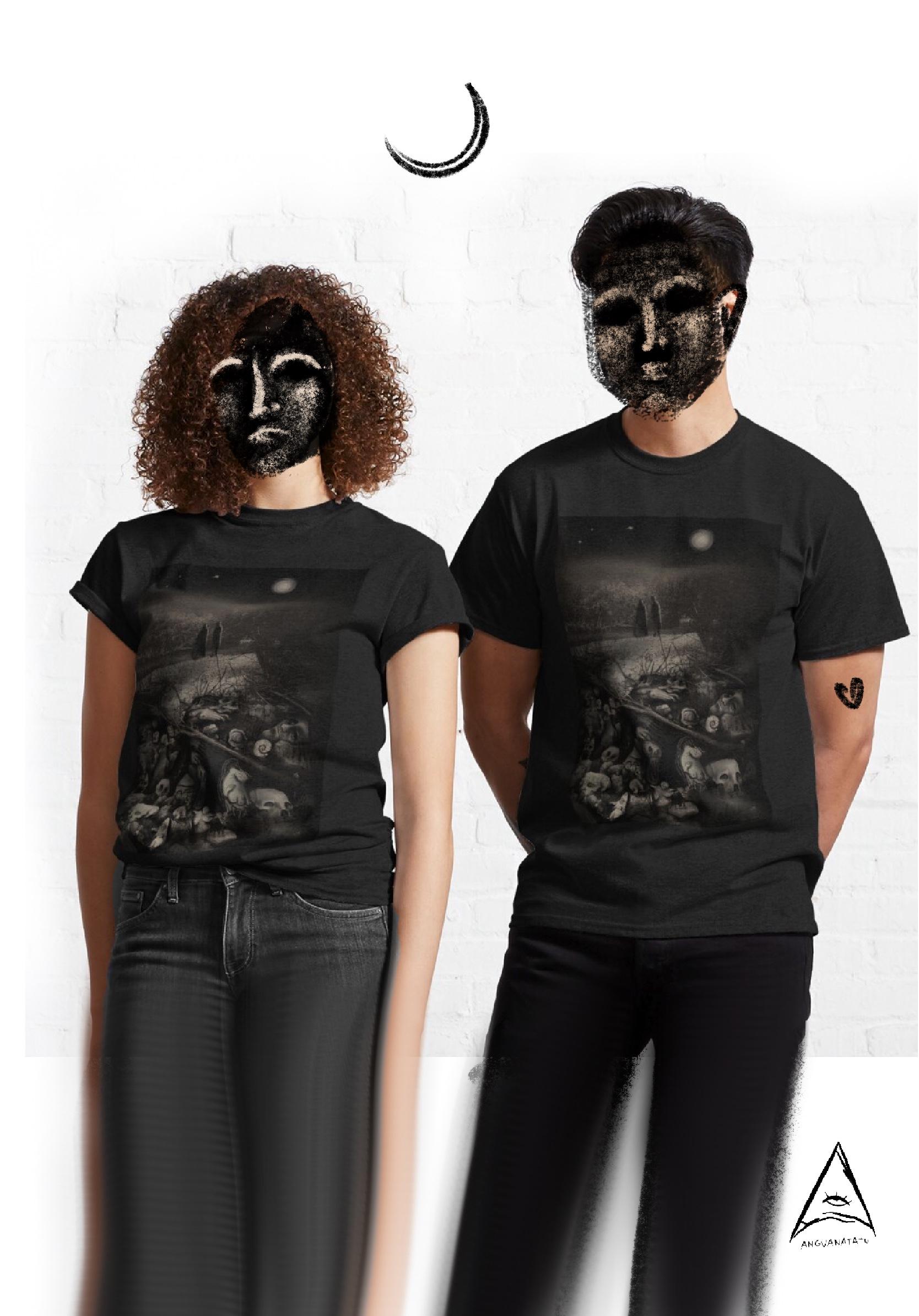 """The walk"" t-shirt"
