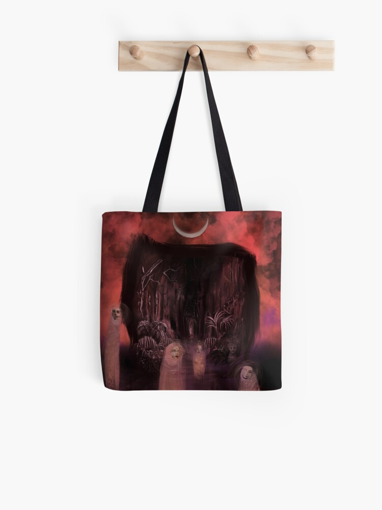 """""""Time to go"""" tote bag"""