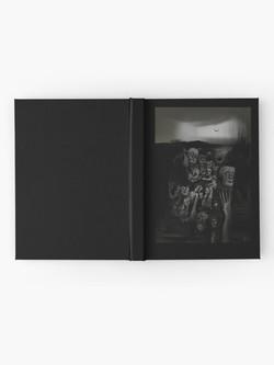 """Mrs. Apocalypse"" Hardcover Journal"